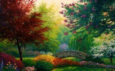 Superbe How To Create Garden Of Eden On Earth (abstract, Poland)