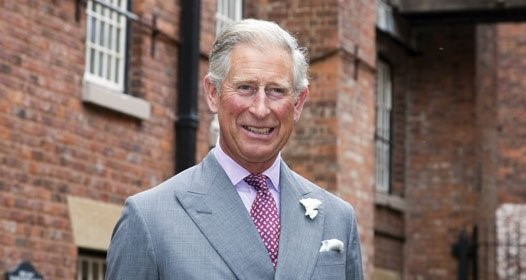 Prince Charles about the Danger of GMO