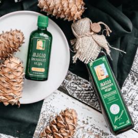 Cedar Nut Oils