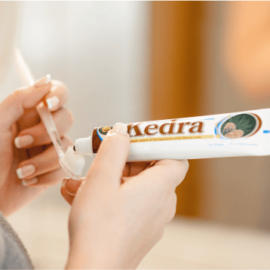 Cedar Toothpastes